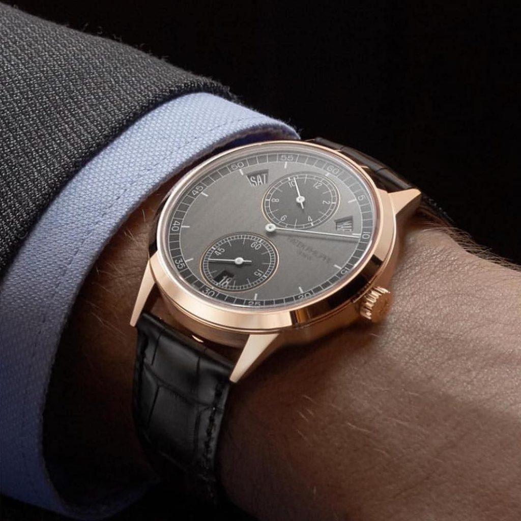 Linh hồn đồng hồ quả lắc trong Patek Philippe 5235 50R