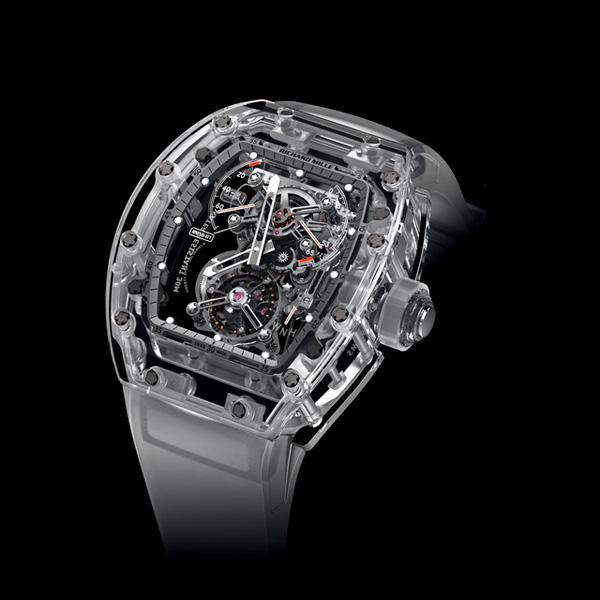 """Tiết lộ 5 đồng hồ Richard Mille """"triệu đô"""" đắt hơn cả siêu xe"""
