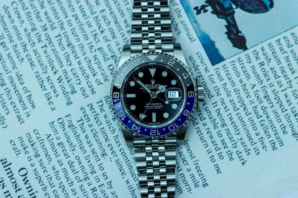 Đồng hồ Rolex tăng giá vào đầu năm 2020