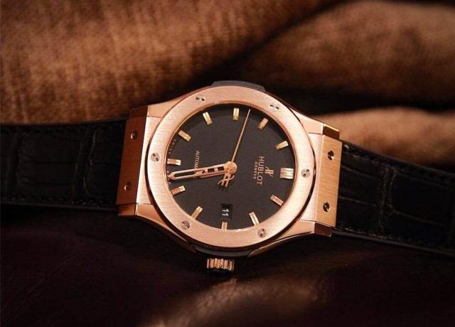 Đồng hồ Hublot Classic Fusion: Sự kết hợp giữa truyền thống và hiện đại