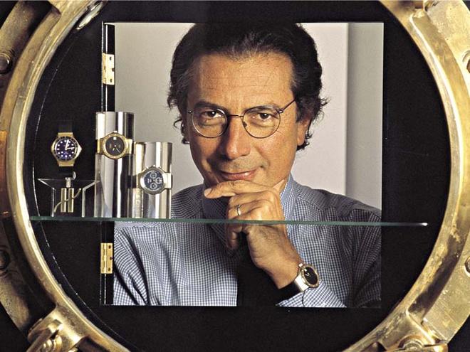 Ai là người tạo ra thương hiệu đồng hồ Hublot?