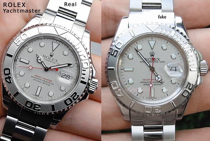5 cách phân biệt đồng hồ Rolex chính hãng và fake ít ai biết