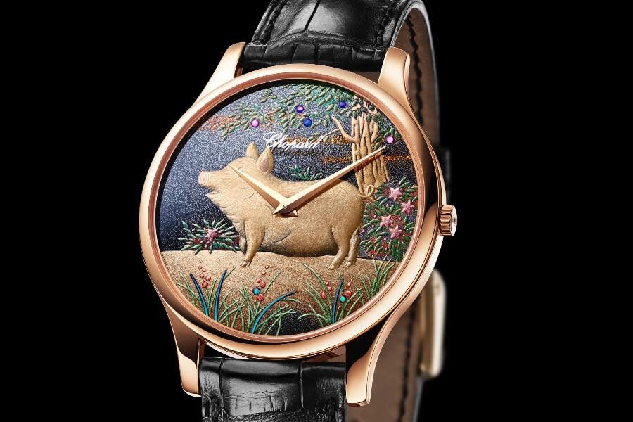 Đồng hồ Chopard nam- Thương hiệu số một cho quý ngài thành đạt