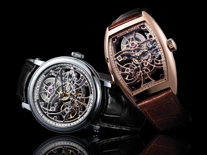 5 sự thật vô cùng thú vị về đồng hồ Franck Muller có thể bạn chưa biết