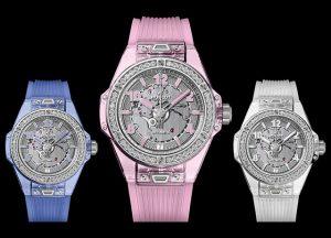3 bộ sưu tập đồng hồ Hublot nữ ĐÁNH GỤC mọi trái tim phái đẹp