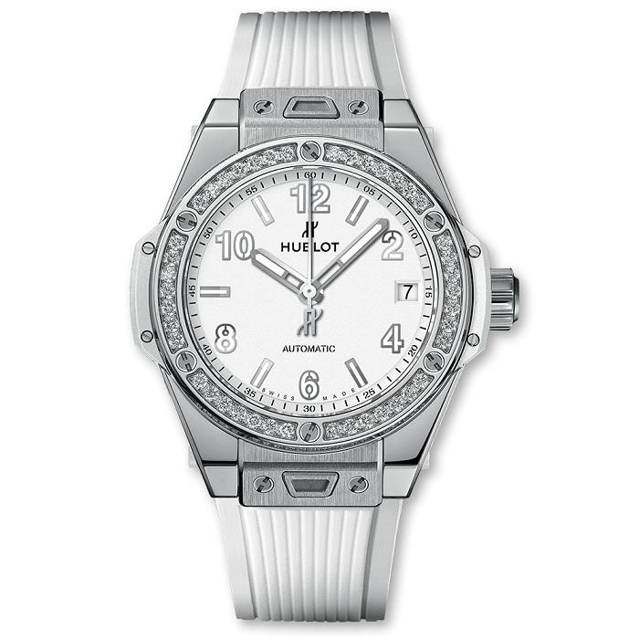 TOP 3 đồng hồ Hublot nữ màu trắng HOT nhất mọi thời đại