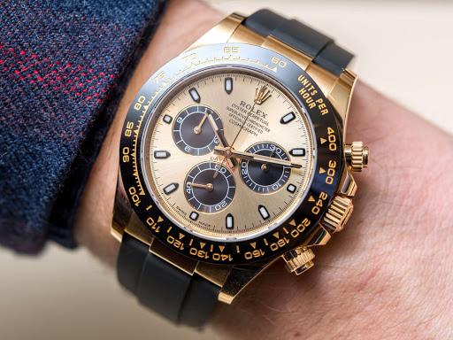 Top 3 những mẫu đồng hồ nam rolex chính hãng nổi tiếng