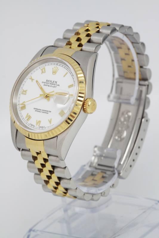 Những thông số ấn tượng của phiên bản đồng hồ nam rolex 16233