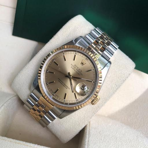 Chiếc đồng hồ rolex 16233 có gì đặc biệt?