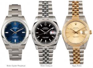 Đồng hồ Rolex giá bao nhiêu?