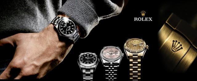Những giá trị tạo nên thương hiệu của đồng hồ rolex chính hãng đẳng cấp