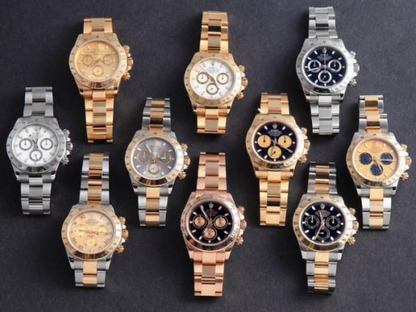 Đi tìm câu trả lời về chiếc đồng hồ rolex của nước nào?