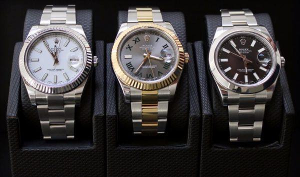 Sức hấp dẫn bất diệt của phiên bản đồng hồ rolex datejust 36