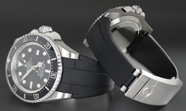 Giới thiệu về chiếc đồng hồ rolex dây cao su Rolex Deepsea