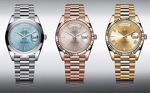 Đồng hồ rolex day date – chiếc đồng hồ của sự uy tín