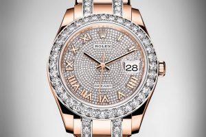 Đẳng cấp thương hiệu với những mẫu đồng hồ rolex kim cương đẹp nhất