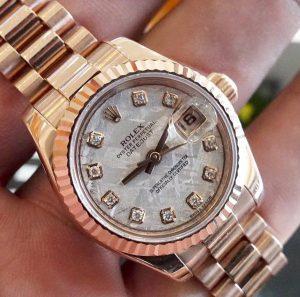 """""""Điểm danh"""" những chiếc đồng hồ Rolex nữ hot nhất hiện nay"""