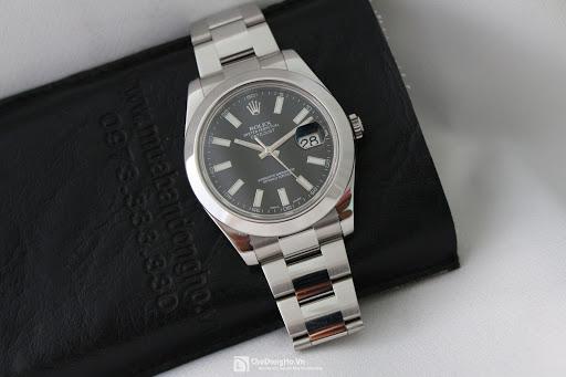 Sự nguyên sơ đặc biệt của đồng hồ rolex oyster perpetual datejust 16233