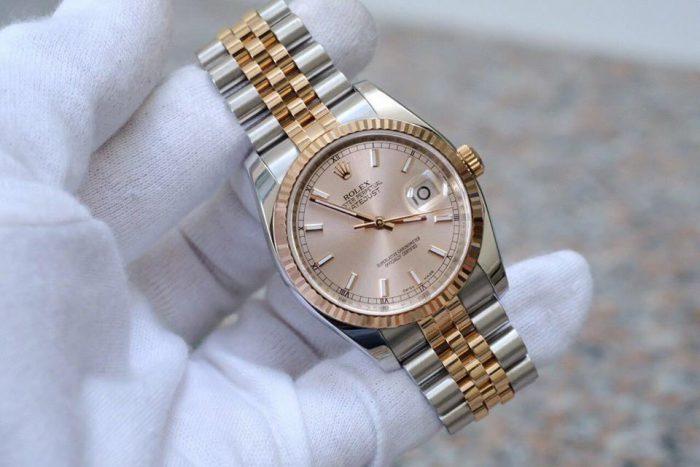 Những thông tin về đồng hồ rolex 5 số và giá trị sở hữu