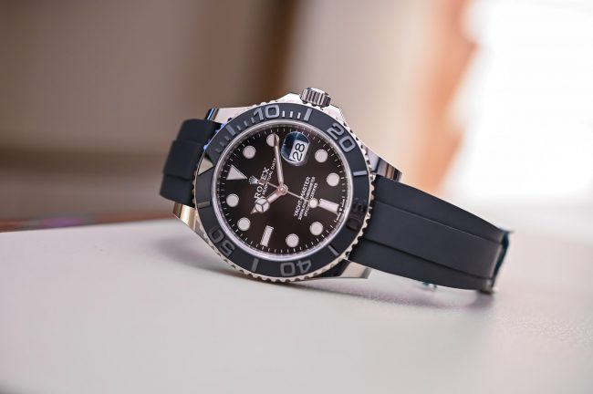 Bật mí 4 mẫu đồng hồ rolex vàng 18k đáng sở hữu