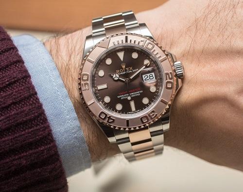 Những điểm xuất sắc của đồng hồ rolex yacht master