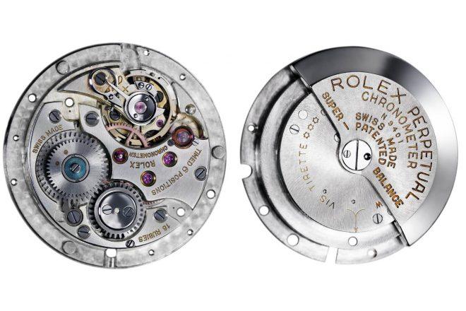 Những sự thật về cỗ máy đồng hồ rolex