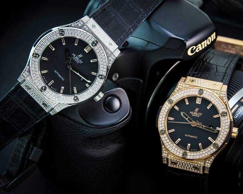 Chia sẻ kinh nghiệm: Làm thế nào để mua đồng hồ Hublot chính hãng?