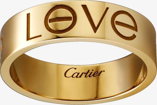 Những cặp nhẫn cưới Cartier nhận định các cặp đôi sắp cưới nên biết