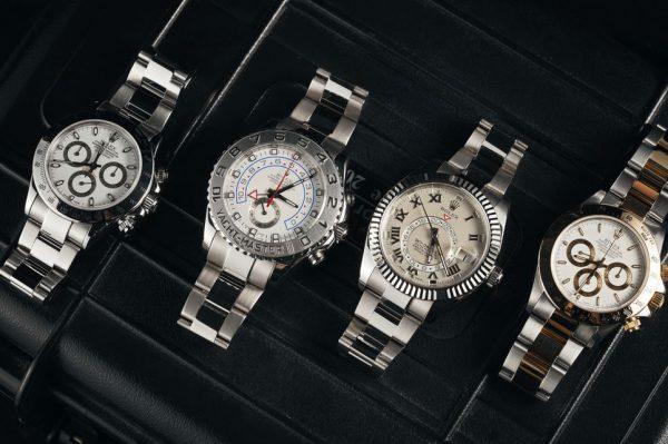 Làm sao để phân biệt được đồng hồ rolex 5 số với những loại khác