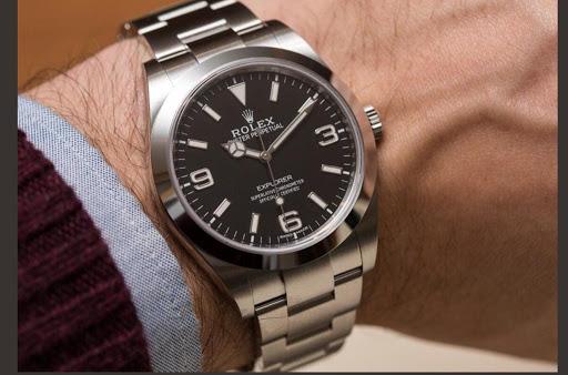 Truy lùng những mẫu đồng hồ rolex 6 số đặc biệt ấn tượng?