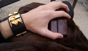 Vòng tay Hermes Collier de Chien (CDC)