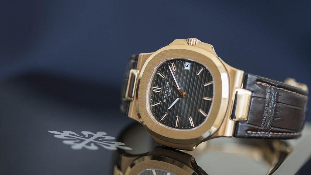 Những điều có thể bạn chưa biết về đồng hồ Patek Philippe Nautilus