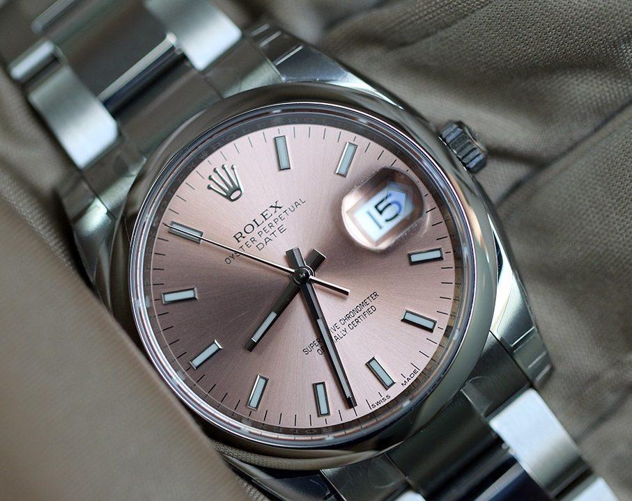 Đồng hồ cặp cao cấp Rolex Silver – Đẳng cấp sánh đôi