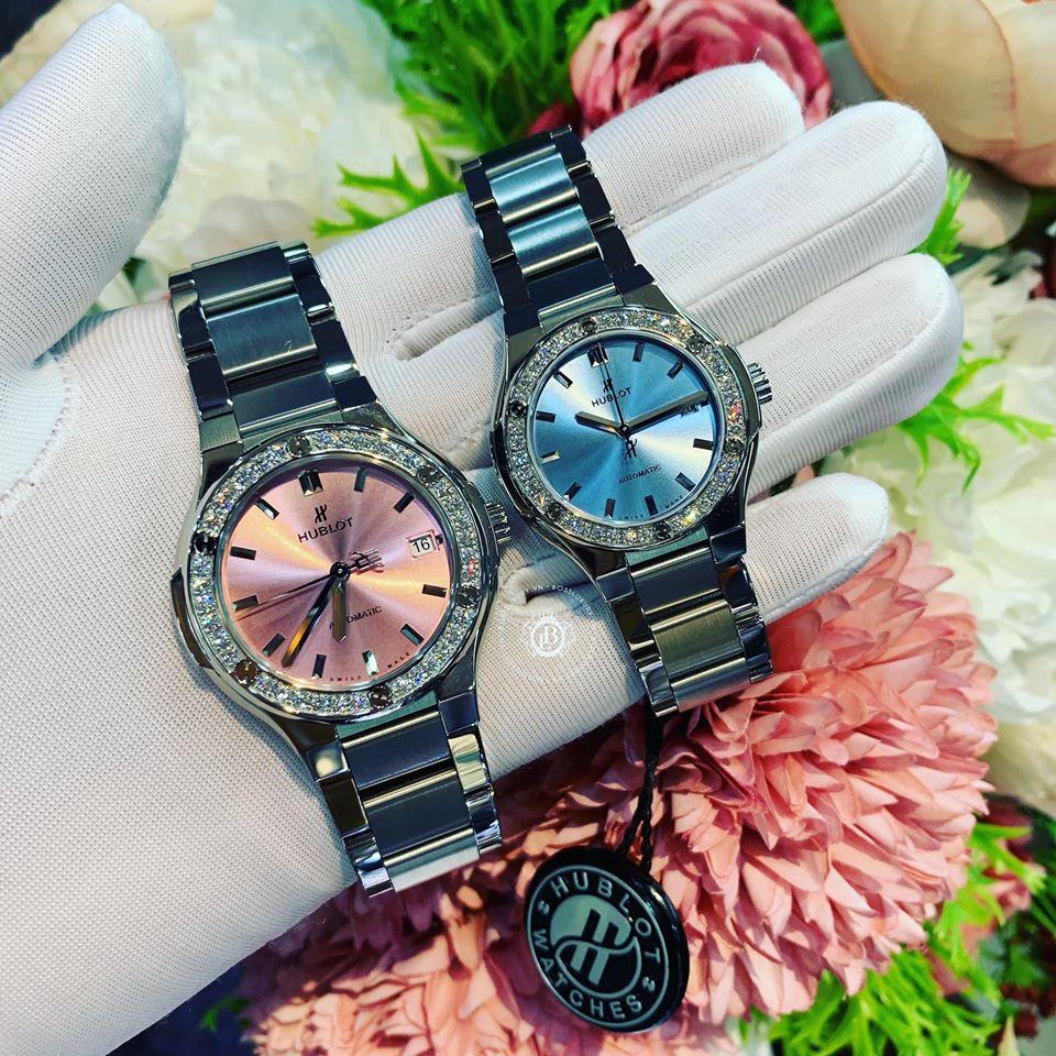 Gợi ý 3 cặp đồng hồ đôi Hublot cho các cặp tình nhân