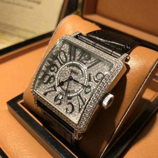 Xướng tên chiếc đồng hồ franck muller mặt vuông hot nhất