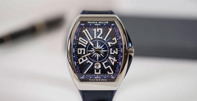 Tìm hiểu nhanh về mẫu đồng hồ franck muller v41