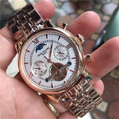 Đồng hồ Patek Philippe Automatic đặc biệt thế nào? Có nên mua không?