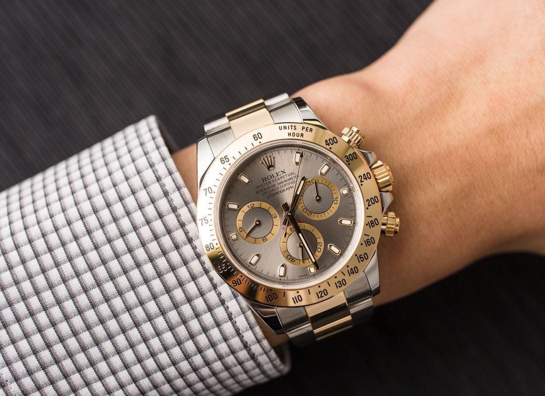 Đồng hồ Rolex 24 – Chiếc đồng hồ thể thao cho người đam mê tốc độ