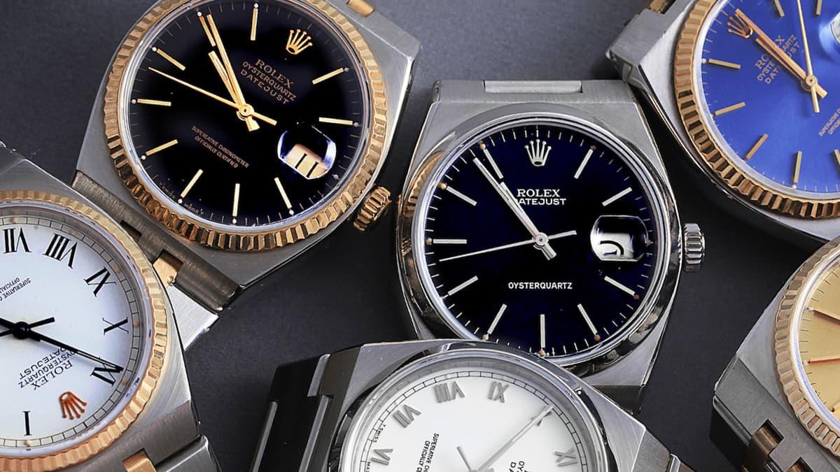 Đồng hồ Rolex 6009G và những sự thật ít được biết đến