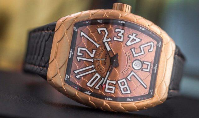 Mức giá đồng hồ franck muller có gì đặc biệt?
