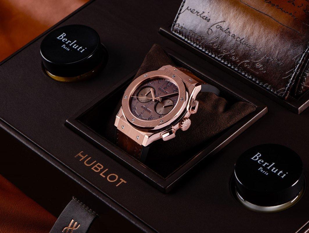Bạn biết gì về hộp đồng hồ Hublot? Chúng đặc biệt thế nào?