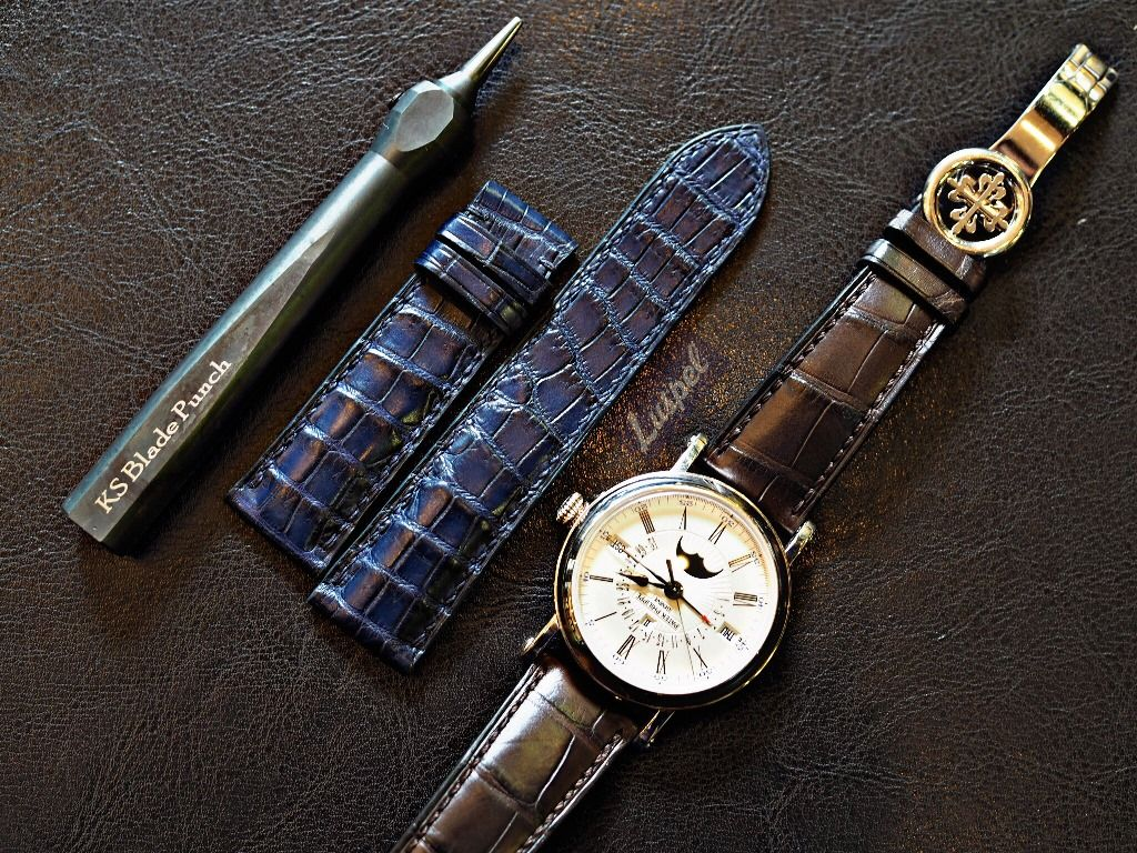 Khám phá điều đặc biệt của dây đồng hồ Patek Philippe