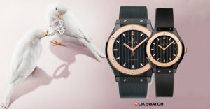Đồng hồ Hublot cặp – sự lựa chọn hoàn hảo của những cặp đôi yêu nhau