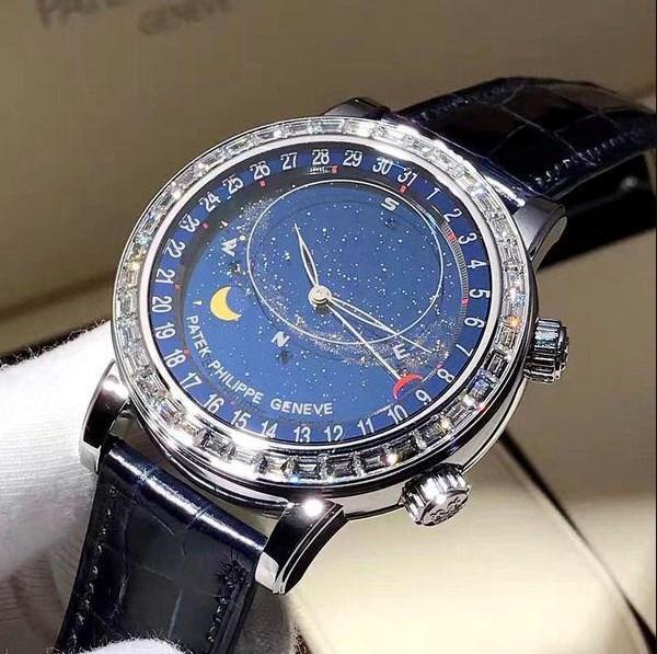 """Vì sao đồng hồ Patek Philippe 6103G lại được đánh giá là """"hoàn hảo"""" ?"""