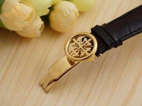 Khóa đồng hồ Patek Philippe – không đơn thuần chỉ là khóa đồng hồ