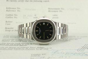 Bạn biết gì về đồng hồ Nautilus 1976 – một biểu tượng của Patek Philippe
