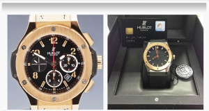 Bật mí những cách kiểm tra đồng hồ Hublot chính hãng đúng chuẩn
