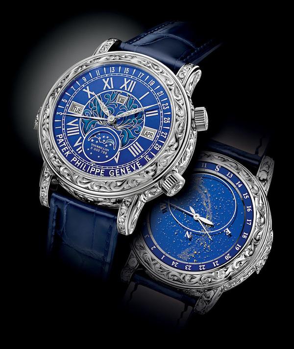 Sức hút của đồng hồ Patek Philippe 6103G đến từ đâu?