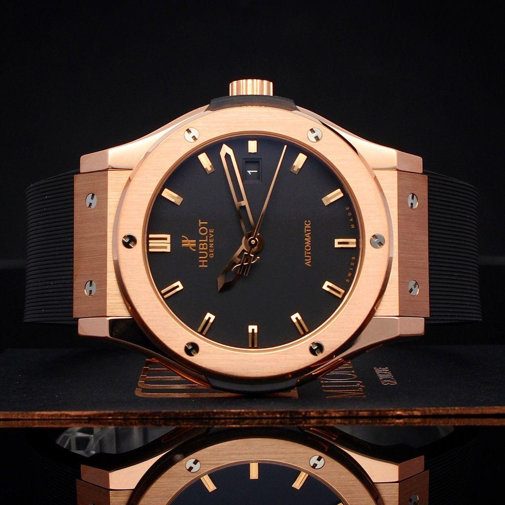 Những yếu tố làm nên chất lượng của đồng hồ Hublot Classic
