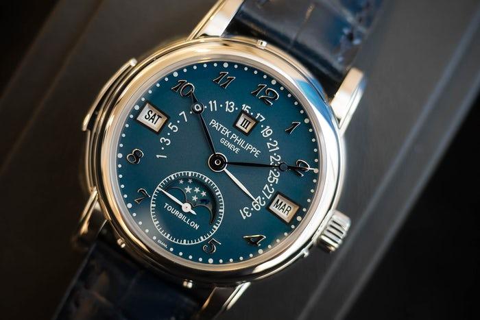Độ HOT của đồng hồ Patek Philippe chính hãng đến từ đâu?